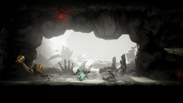 《尘埃异变》暗黑风横版动作冒险RPG8月2日发售