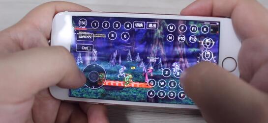 苹果手机玩DNF.jpg