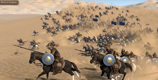 骑马与砍杀2 游戏画面.jpg