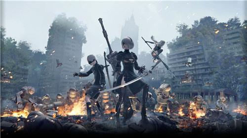 尼尔新作2020年9月24日公布 三款游戏新消息放出.jpg
